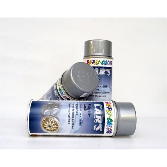 Dupli-Color Σπρέι Ζάντας Ασημί 400ml