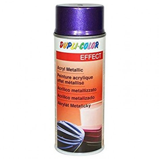 Dupli-Color Ακρυλικά Μεταλλικά Σπρέι 400ml