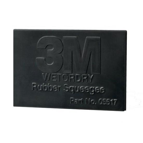 3M 5517 Wetordry™ Ελαστική Σπάτουλα 75mmX110mm