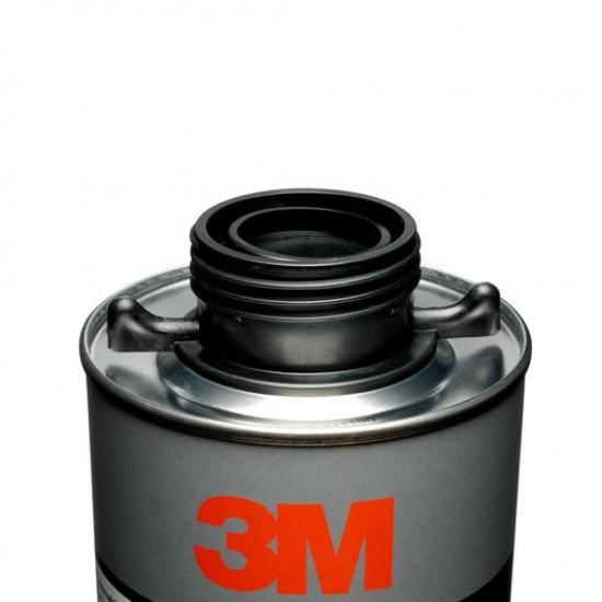3M 8868 Σαγρέ Επίστρωση Προστασίας Αμαξώματος Μαύρη 1 kg