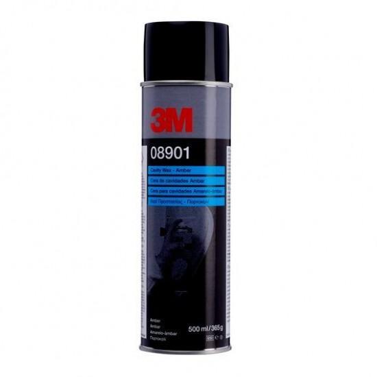 3M 8901 Κερί σε Σπρέι Για Εσωτερικές Κοιλότητες Σκούρο 500ml