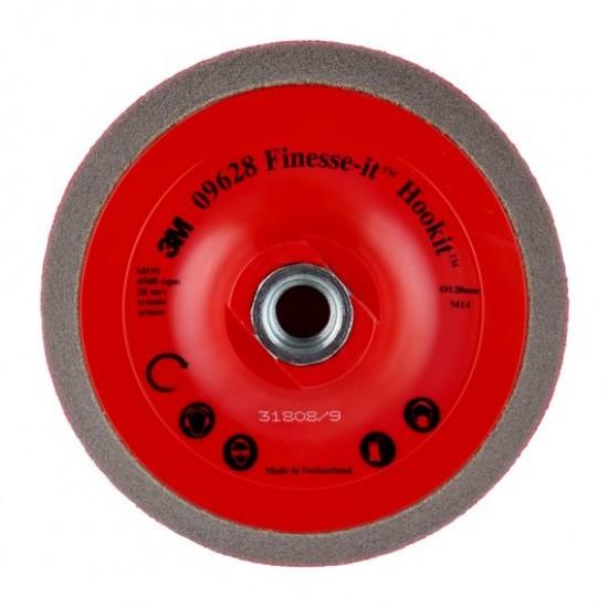 3M 9628 Perfect-It™ Πάτος Στήριξης, 125mm, Μαλακό