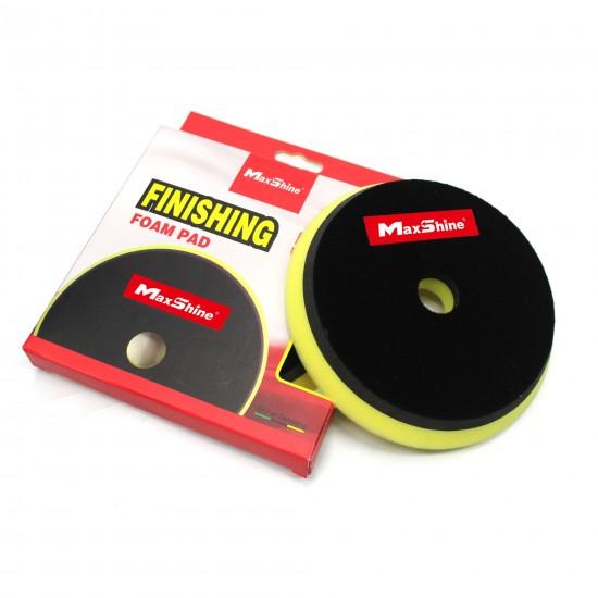 Maxshine Σφουγγάρι Κίτρινο Ψιλό 125mm