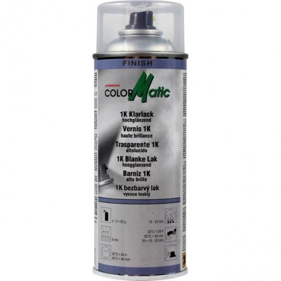 Dupli-Color Σπρέι Βερνίκι 1Κ Γυαλιστερό 400ml