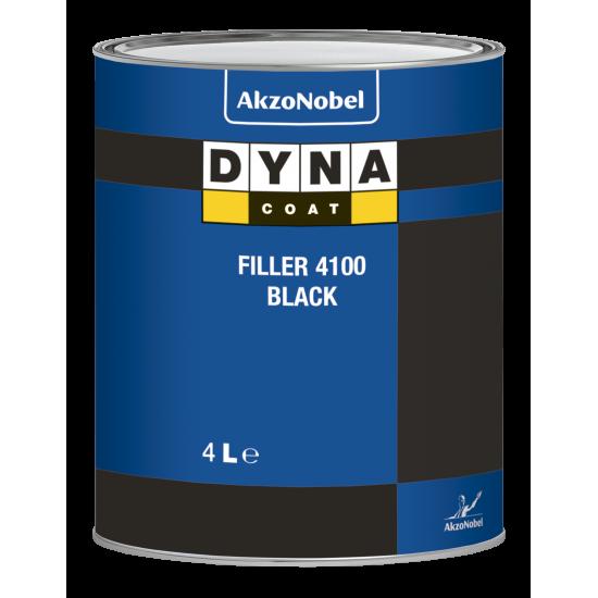 Dynacoat Αστάρι Filler 4100 (Γκρί-Μαύρο) 4L