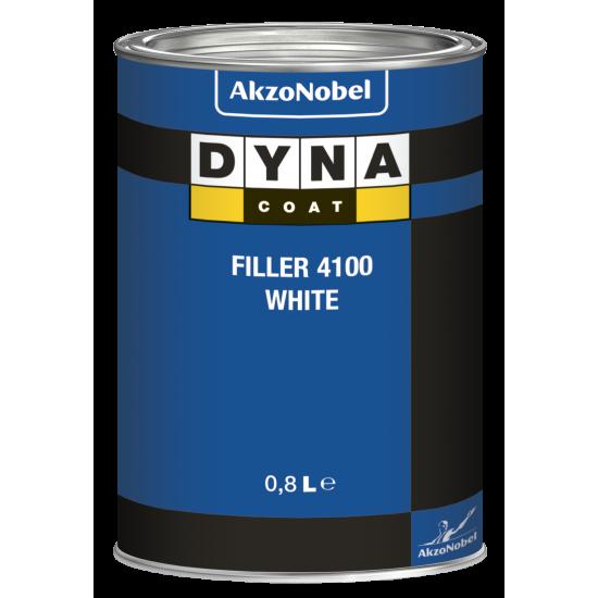 Dynacoat Αστάρι Filler 4100 (Άσπρο-Γκρί-Μαύρο) 0,8L