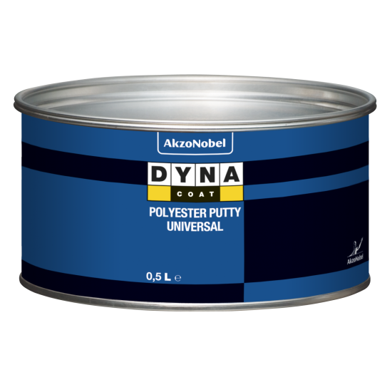 Dynacoat Στόκος Polyester Putty Universal 0,9Kg