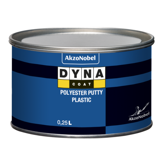 Dynacoat Στόκος Polyester Putty Plastic 0,4Kg