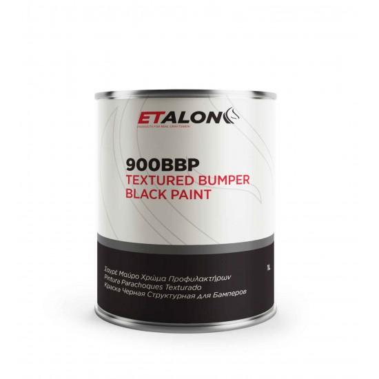 Etalon ET900BBP-100 1Κ Σαγρέ Χρώμα Προφυλακτήρων Μαύρο 1L