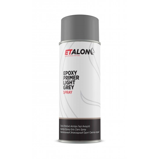 Etalon ET824004-LG Epoxy Primer Light Grey Spray 500ml