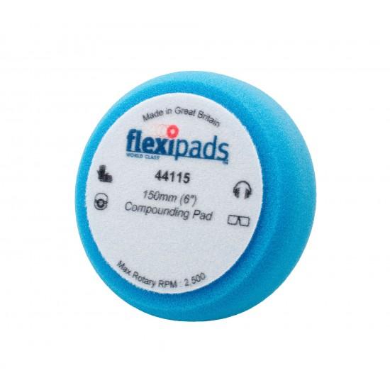 Flexipads 44115 Σφουγγάρι Γυαλίσματος Μέτριο 150mm