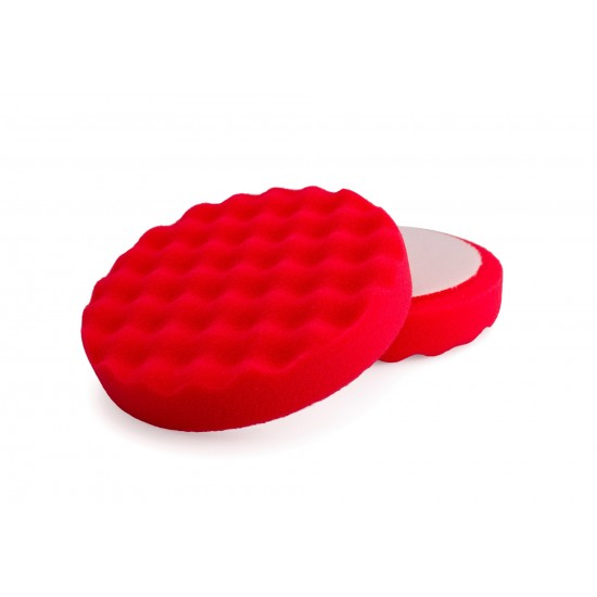 Flexipads 44560 Σφουγγάρι Κόκκινο Αυγοειδές για Ψιλές Αλοιφές 150mm