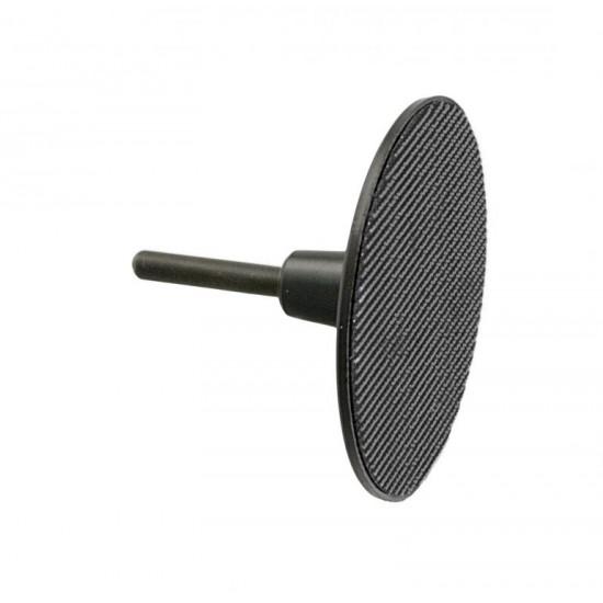 Flexipads 48115 Μίνι Βάση Δραπάνου Με Άξονα 6mm Hookit 75mm