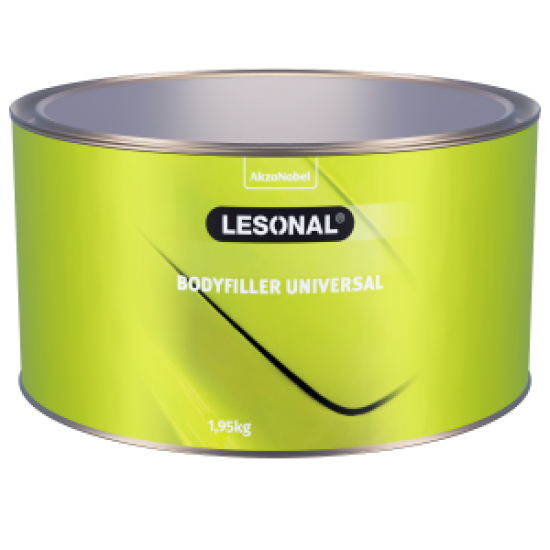 Lesonal Στόκος Bodyfiller Universal 1,95Kg
