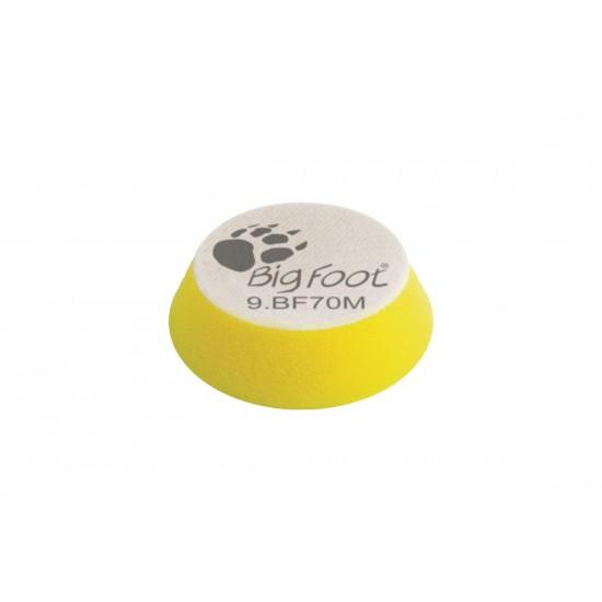 Rupes BF70M Fine Κίτρινο Σφουγγάρι Γυαλίσματος 50-70mm