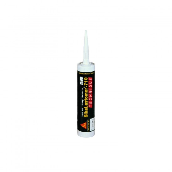 Sika Lastomer 710 Σφραγιστικό (Μαύρο) 300ml
