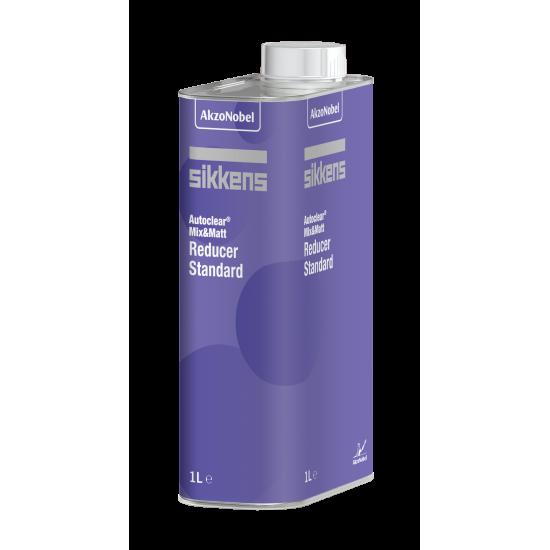 Sikkens Διαλυτικό Autoclear Mix&Mat Reducer (Standard-Αργό) 1L