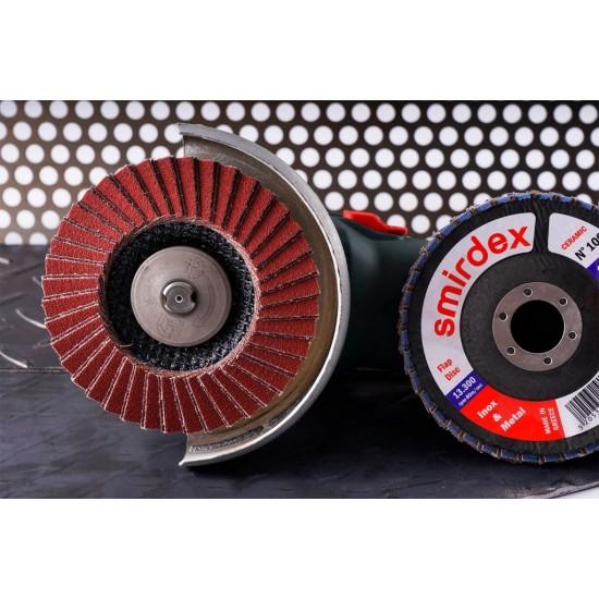 Smirdex 919  Κεραμικός Δίσκος Λείανσης Μετάλλων 115mm