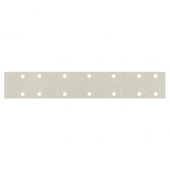 Smirdex 510 White Φύλλα Ράσπας Velcro 70x420mm