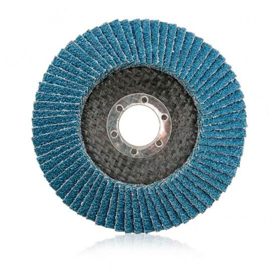 Smirdex 915 Zirconia Δίσκος Λείανσης Μετάλλων 115mm