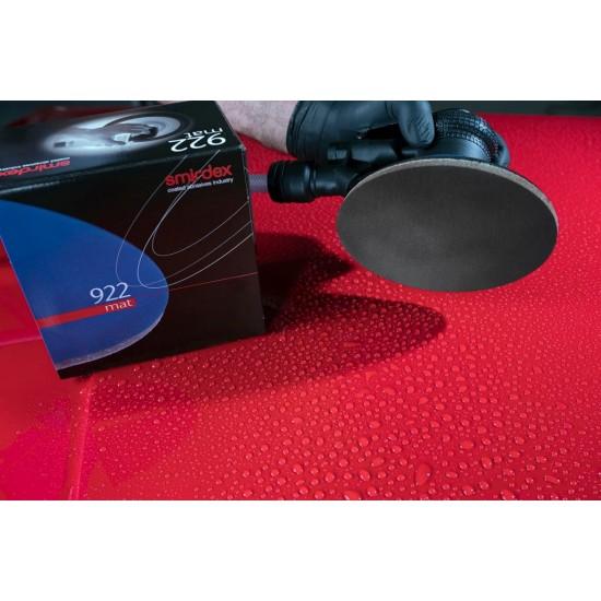 Smirdex 922 Λειαντικός Δίσκος από Αφρώδες Υλικό P3000 Velour 150mm